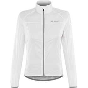 VAUDE Air III Jas Dames, white